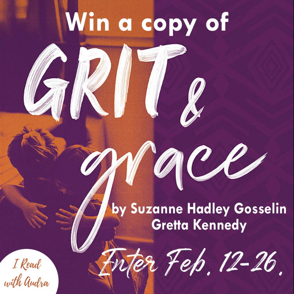 Grit and Grace Devotions for Warrior Moms book giveaway