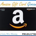 Product Rankers Amazon Gift Card Giveaway