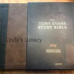 The Tony Evans Study Bible Review & Giveaway
