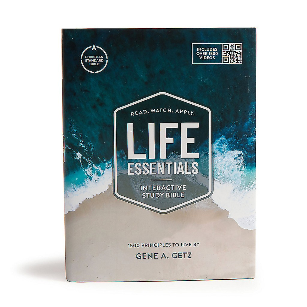 CSB Life Essentials Bible Review Giveaway