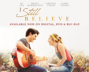 I Still Believe Movie Review & Giveaway