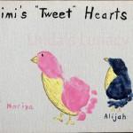 MiMi's Tweet Hearts DIY