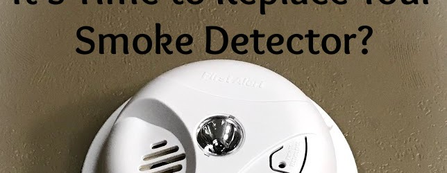Do You Know When It's Time to Replace Your Smoke Detector?