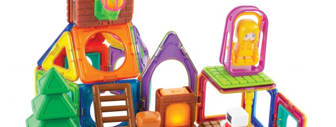 MagFormers Backyard Adventure 61 Piece Set Giveaway