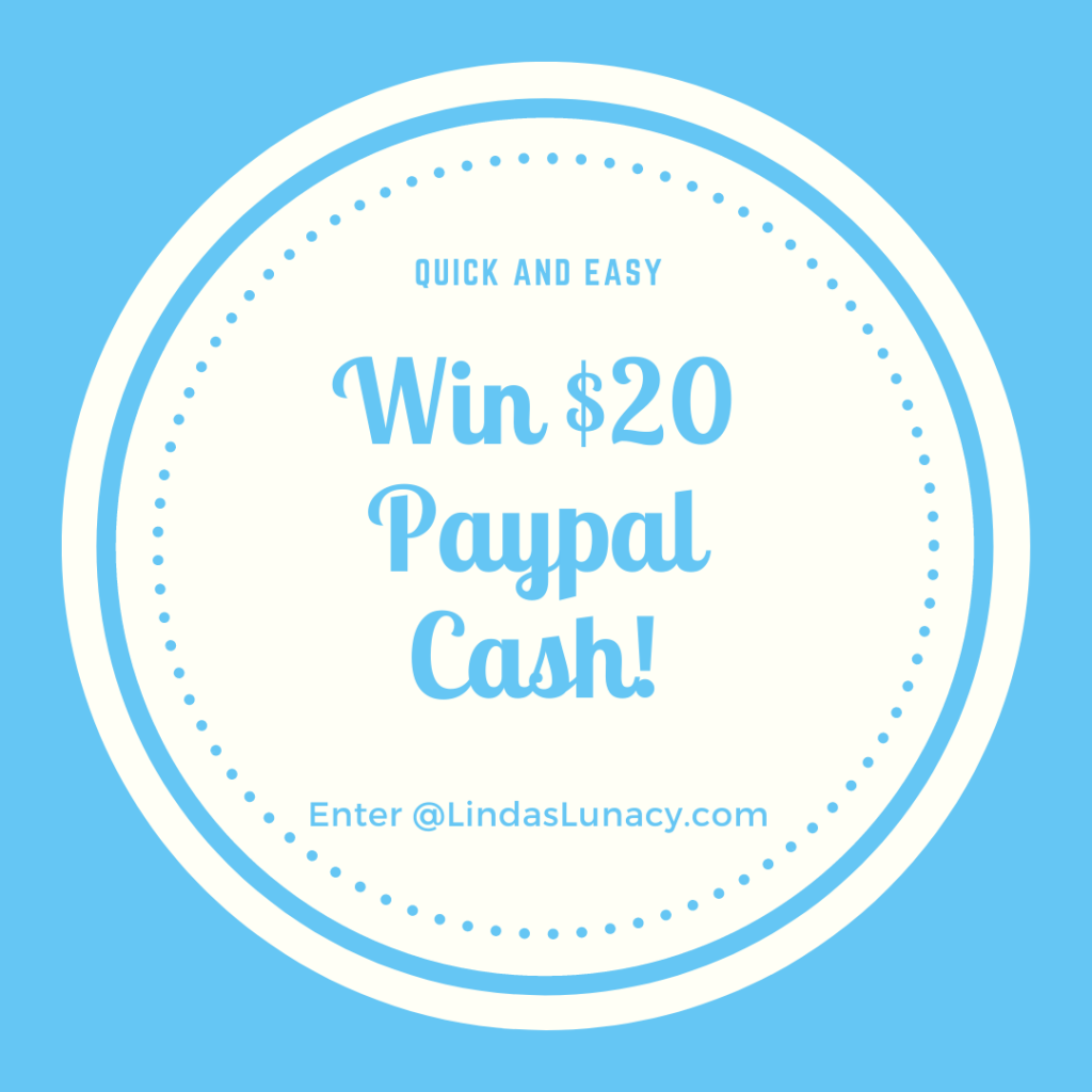 $20 Giveaway!