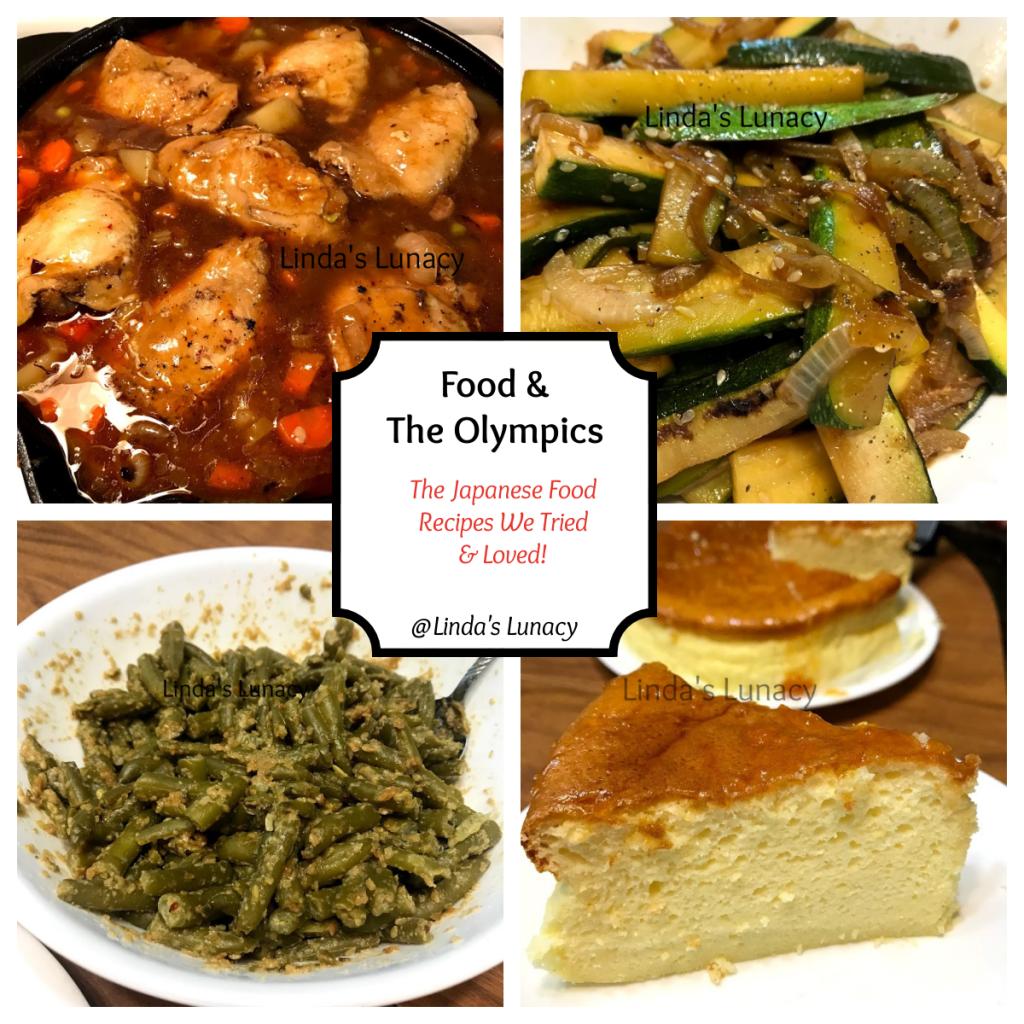 Food and teh\\he Olympics