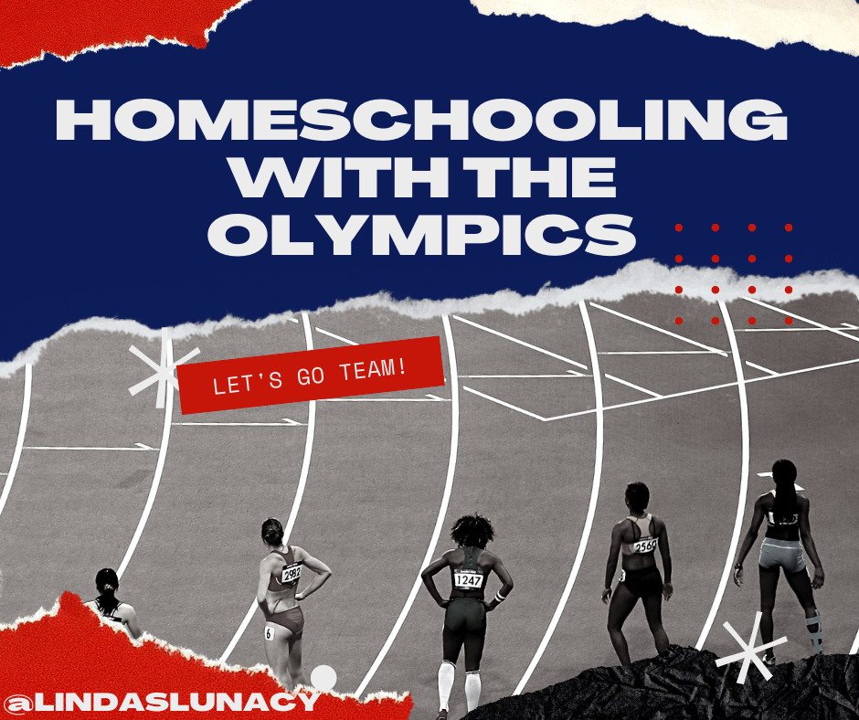 Homeschooling with the Olympics