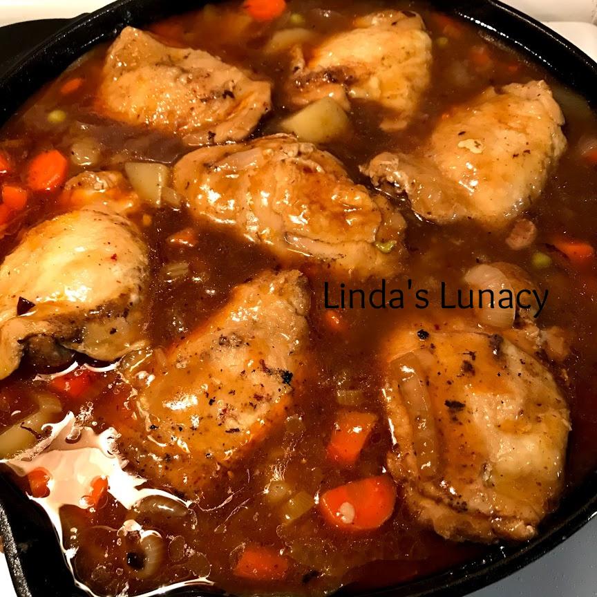 Bone in Chicken Curry